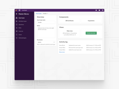 Just another dashboard… enterprise ui design ui dashboard