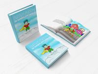 Fluff Book Illustration for Children