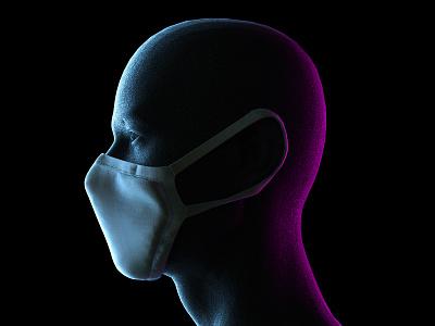 Face Mask Mockup - Free download (PSD) free psd download mock-up piero unisono free download psd facemask mask download psd mockup free freebies face mask