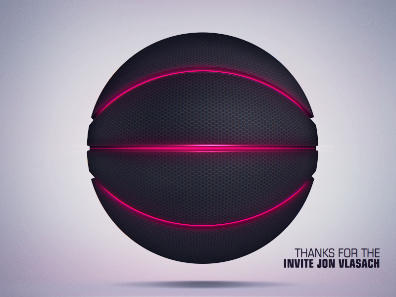 Nanosuit Dribbble nano nanosuit dribbble black pink thanks debuts honeycomb ball basketball simple