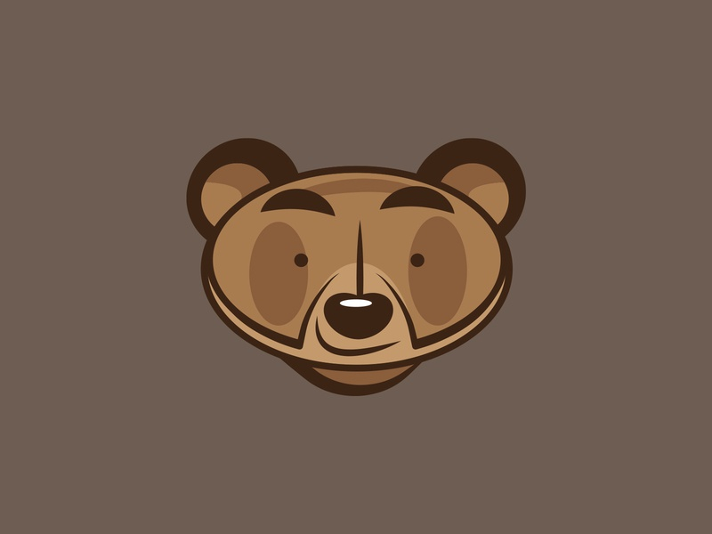 grrrr! vector illustration graphic design vector art illustration animals character design flatdesign vector