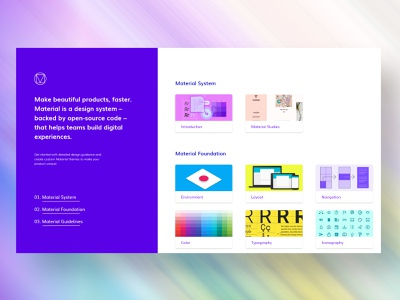 Web Layout web design uidesign uiux xd design dribbble typography ux ui gradients design adobe