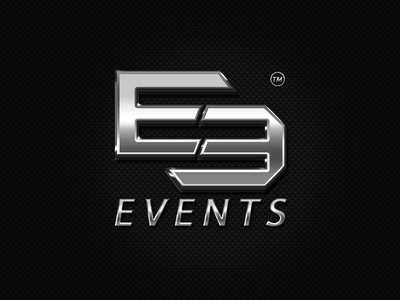 E3-Events Logo