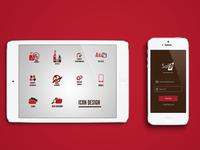 UI / Icon design