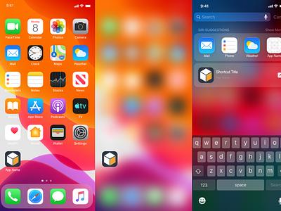 iOS App Icon icon app ios