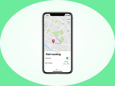 Location Tracker location tracker location 020 dailyui