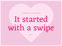 Tinder Love Story