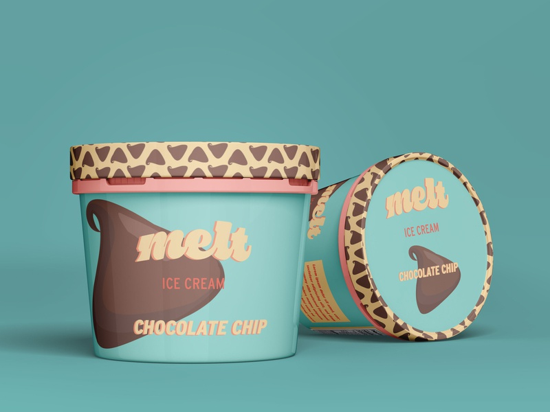 Melt Ice Cream: Chocolate Chip weeklywarmup