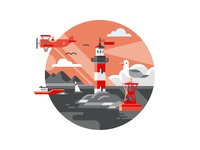 Molo17 - Lighthouse