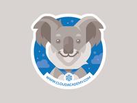 AWS Summit Sidney Sticker