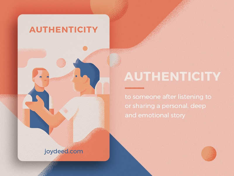 Joydeed authenticity