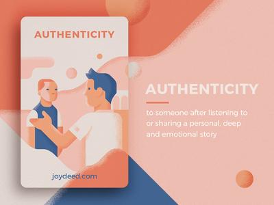 Joydeed - Authenticity