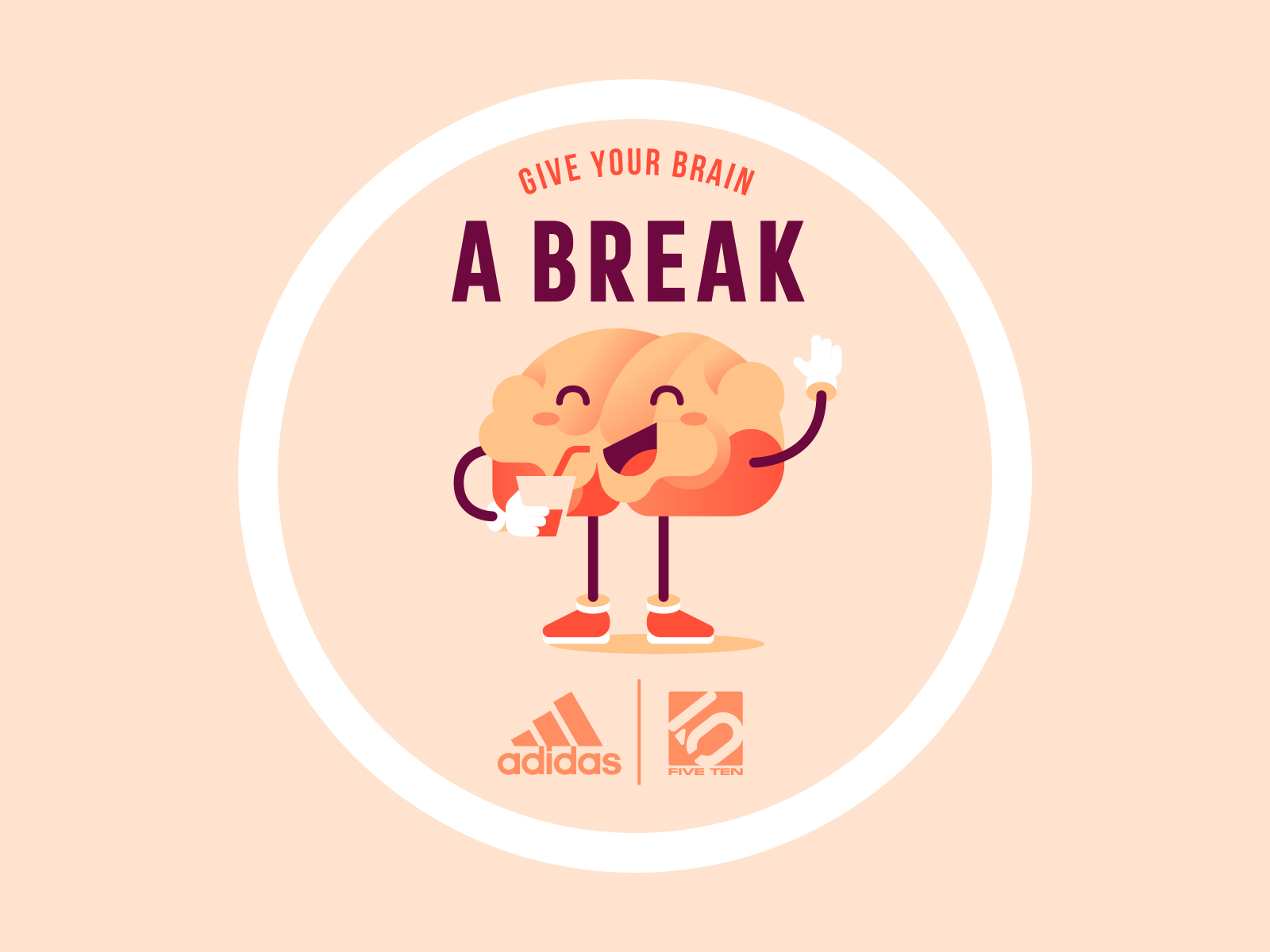 newest collection the best popular brand Adidas - Stickers 3 by Davide Mazzuchin on Dribbble