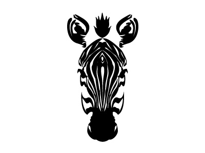 Zebre dribbble