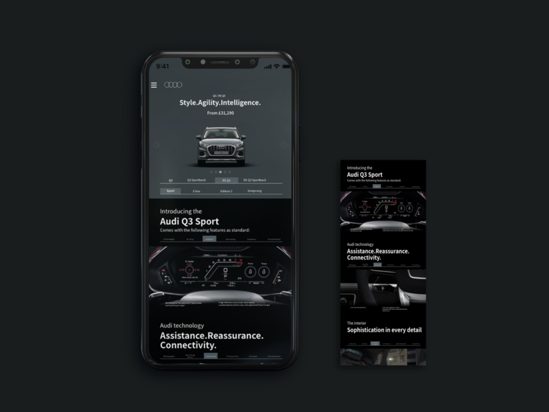 Daily UI :: 034 Car Interface icon ui branding business daily 100 challenge app car interface web design dailyui