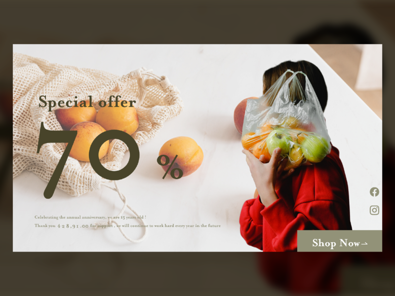Daily UI :: 036 Special offer landingpage business branding daily 100 challenge ui app xd web design dailyui