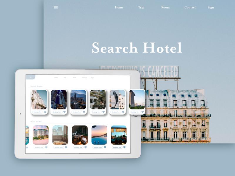 Daily UI :: 044 Favorites search ux landingpage favorites daily 100 challenge app xd ui web design dailyui