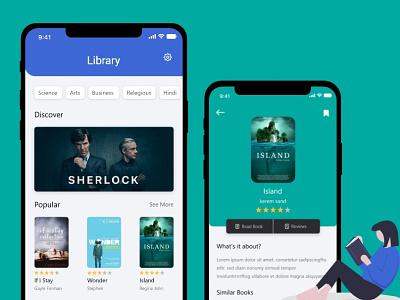ebook adobe xd ebook design mobile ui mobile app