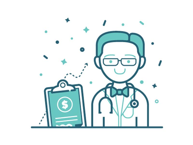 Illustration doctor