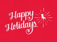 3/31: Happy Holidays
