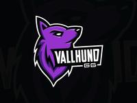 Vallhund Logo