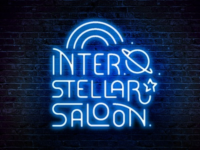 Interstellar Saloon