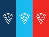 Howdy's Texas Pizza Logomark