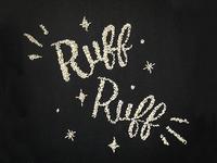 Ruff Ruff Rice