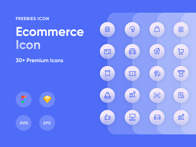 Icon Comercily - Freebies minimalist outline uxdesign uidesign icon pack designer icons freebies freebie free ui8 icon set icon fintech ux uikit ui ecommerce design app