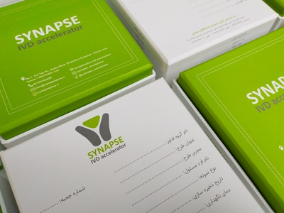 SYNAPSE Accelerator Logo Design accelerator branding ابراهیم عاشوری ebrahimashuri design ebrahim ashouri ابراهیم عاشوری طراح