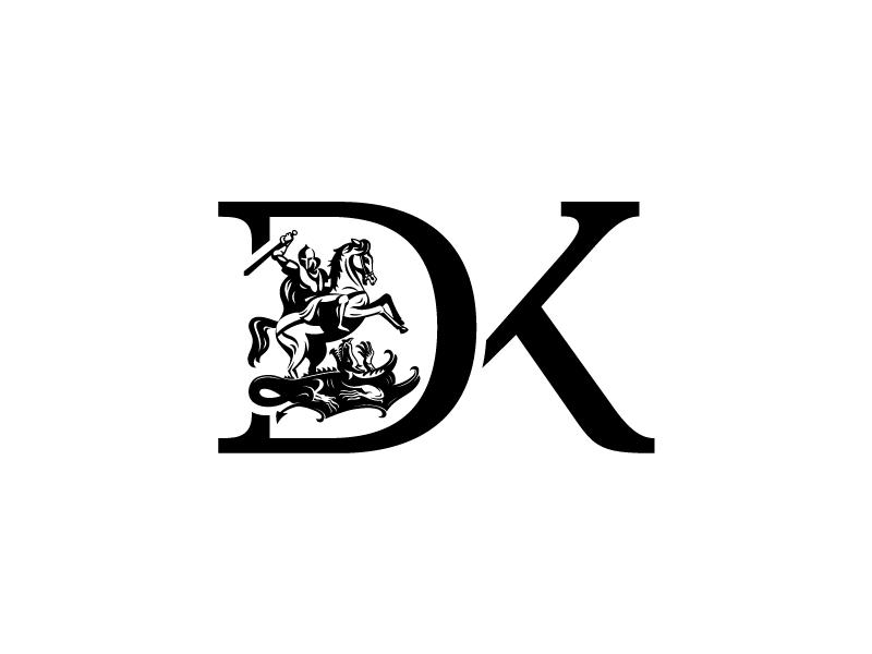 Dk Logo Design Png