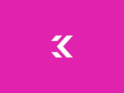 3K Monogram k logo 3 logo 3k monogram 3k logo 3k k 3 monogram adobe illustrator vector logo design burritodesigns branding