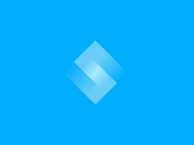 S Monogram square gradients s monogram s logo s monogram adobe illustrator vector logo design burritodesigns branding