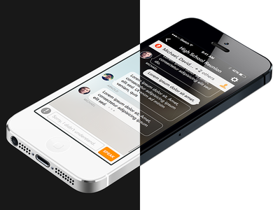 Trascense Conversation Screen