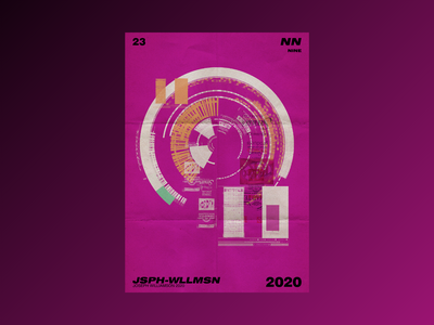 9 illustration typography design futuristic abstract poster challenge poster design poster a day graphic design