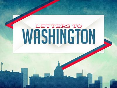 Letters to Washington bignoodletitling deming