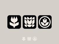 garden app iconography