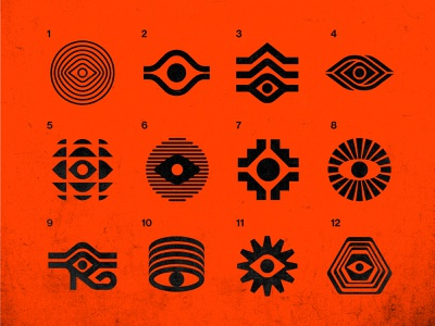 eye logos contacts glasses optometry vision sight perspective branding modern vector logo symbol icon eye