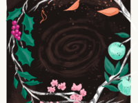 Color comp for tarot deck