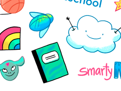Stickers! tech design tech company branding illustration branding tech illustration stickers