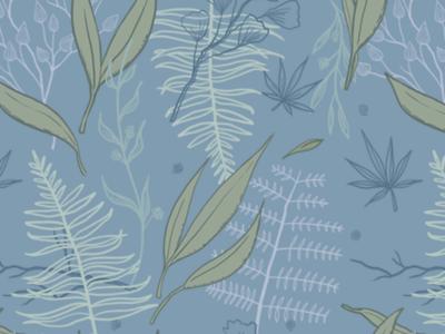 Floral Pattern 2 floral background design fauna leaves pattern floral