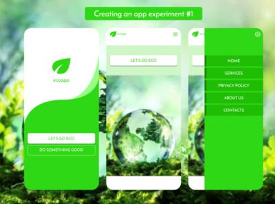 Eco app (fake app) app eco