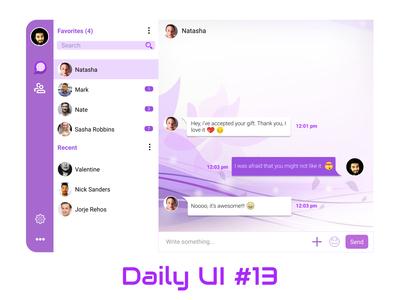 direct messaging socialmedia message directmessaging dailyui