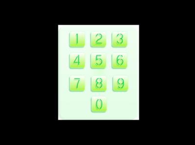Numbers | Numeral Designs | Plain Designs | icon figmadesign flat illustration design