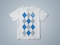 Dynamo Kyiv Souvenir T-shirt
