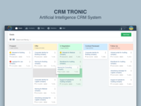 CRM Tronic Deals Page