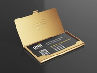 GRB Capital Business Card