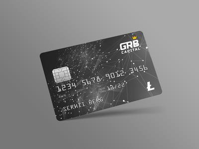 GRB Capital Litecoin Card
