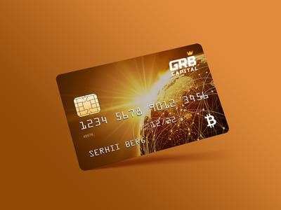 GRB Capital Bitcoin Card