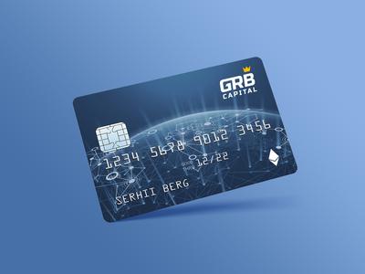 GRB Capital Ethereum Card